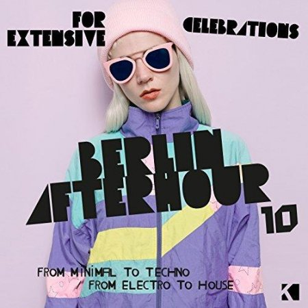 Berlin Afterhour Vol.10 (From Minimal To Techno From Electro To House) (2017)