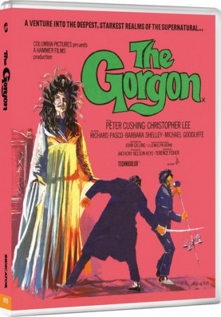 Горгона / The Gorgon (1964)