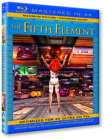 Пятый элемент / The Fifth Element (1997)