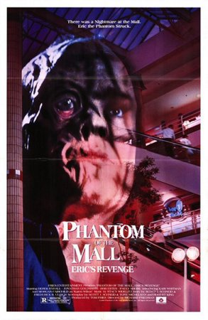 Призрак супермаркета: Месть Эрика / Phantom of the Mall: Eric's Revenge (1989)