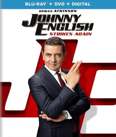 Агент Джонни Инглиш 3.0 / Johnny English Strikes Again (2018) HDRip | BDRip 720p | BDRip 1080p