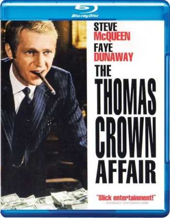 Афера Томаса Крауна / The Thomas Crown Affair (1968) BDRip